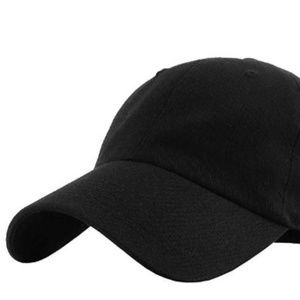 Classic Polo Style Baseball Cap Cotton Adjustable